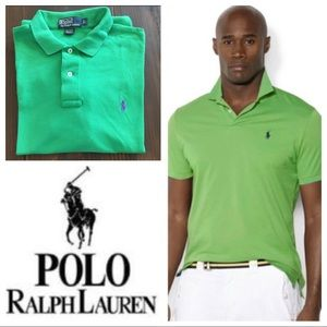 Polo Ralph Lauren Short Sleeve Polo in Green
